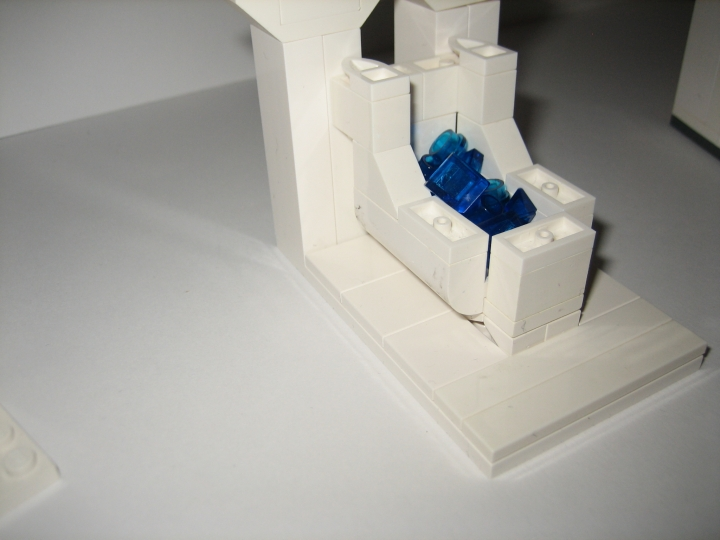 LEGO MOC - Because we can! - Arquimedes: ванна