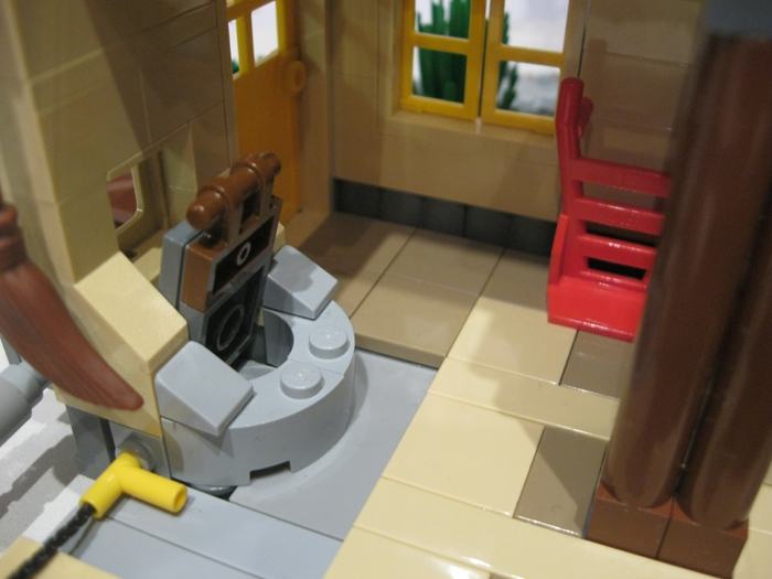 LEGO MOC - Because we can! - Switzerland of 'Clean' toilets: ...