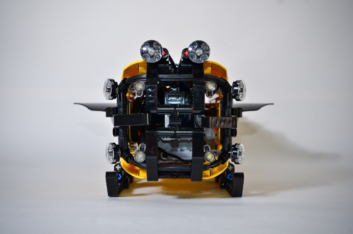 LEGO MOC - Submersibles - Atlantis