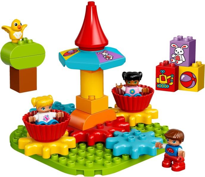 LEGO DUPLO Creative Play My First Caterpillar 10831